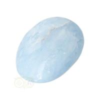 thumb-Blauwe Calciet handsteen Nr 43 - 87  gram - Madagaskar-7