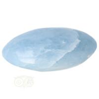 thumb-Blauwe Calciet handsteen Nr 45 - 99  gram - Madagaskar-8