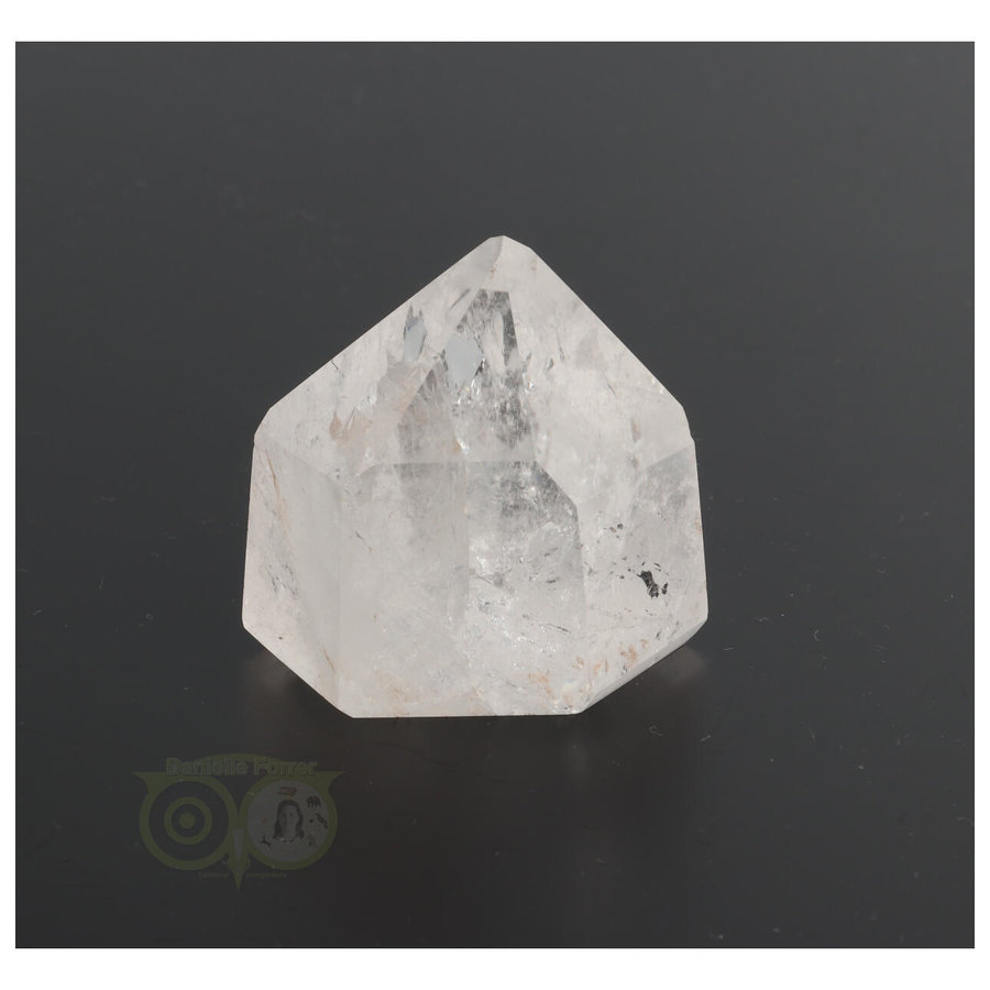 Bergkristal  punt  Nr 55 - 164 gram - Madagaskar-9
