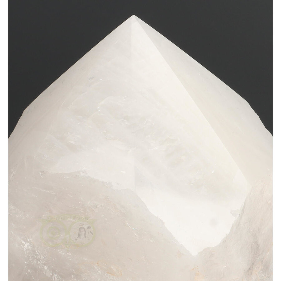 Bergkristal geslepen Punt  ( Generator ) Nr 14 - 540 gram-2