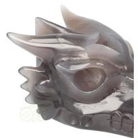 thumb-Agaat Geode Drakenschedel 594 gram-2