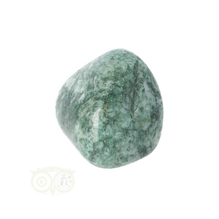 Boom Agaat knuffelsteen Nr 9 - 18 gram-2