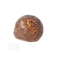 thumb-Coquina Jaspis trommelsteen Nr 9 - 22 gram-1