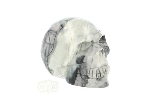 Picasso Jaspis schedel Nr 9