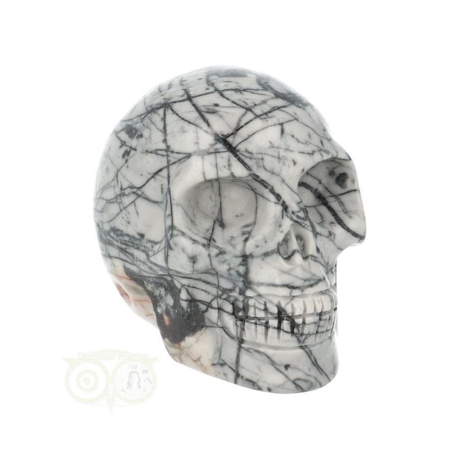 Picasso Jaspis schedel Nr 10 - 103 gram-3