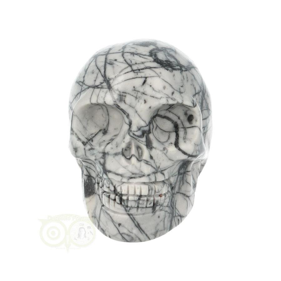 Picasso Jaspis schedel Nr 10 - 103 gram-4