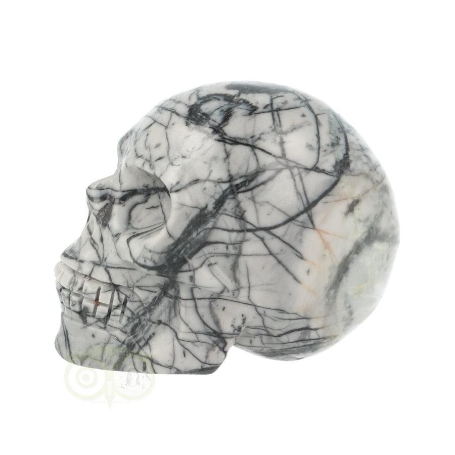 Picasso Jaspis schedel Nr 10 - 103 gram-6