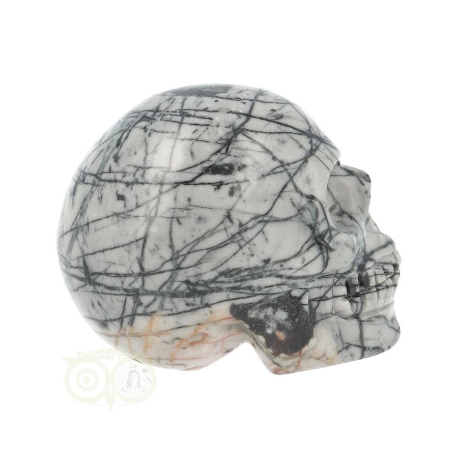 Picasso Jaspis schedel Nr 10 - 103 gram-7