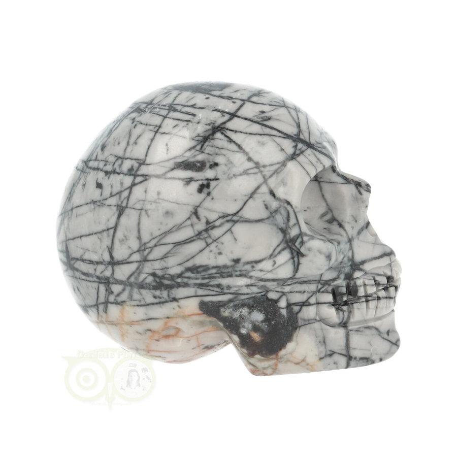 Picasso Jaspis schedel Nr 10 - 103 gram-8