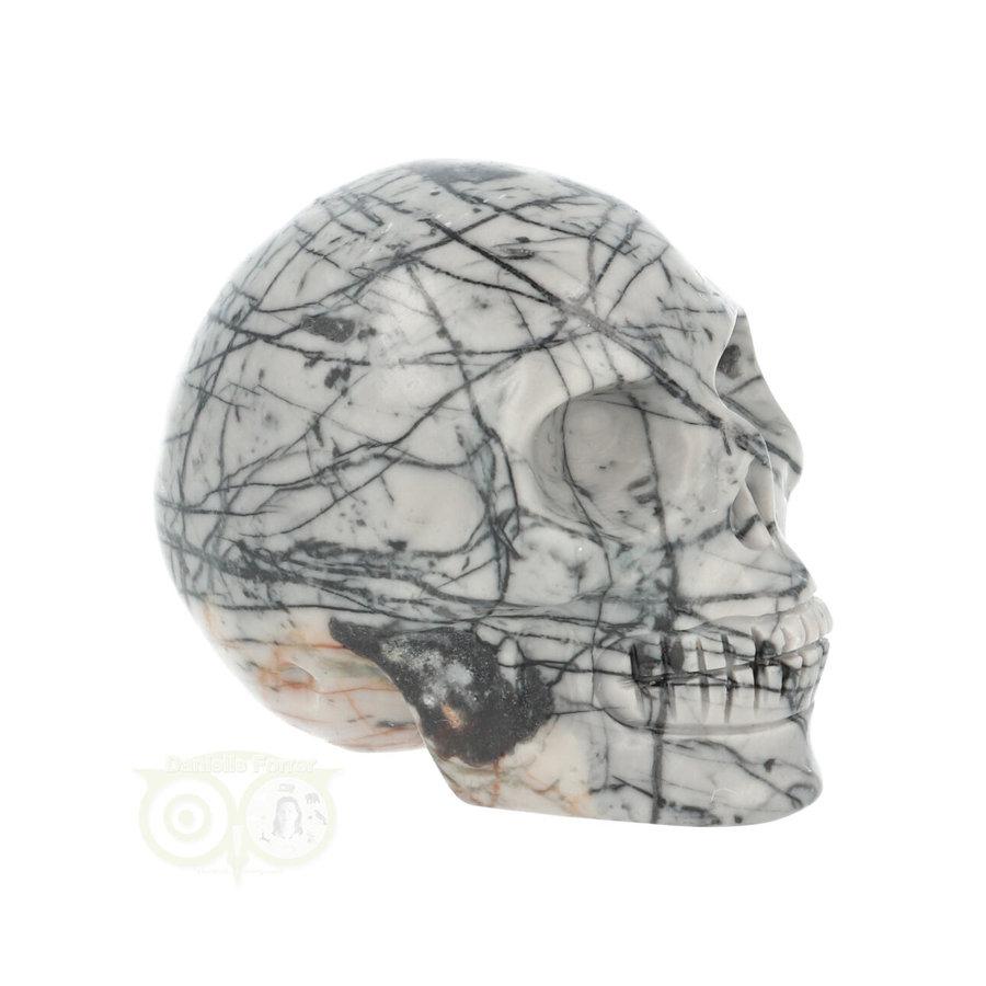 Picasso Jaspis schedel Nr 10 - 103 gram-10