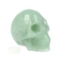 thumb-Groene Aventurijn schedel Nr 10 - 84 gram-1