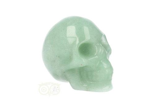 Aventurijn schedel Nr 10