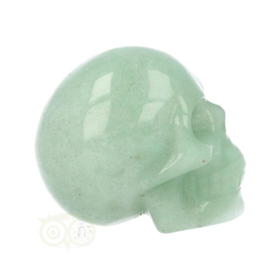 Groene Aventurijn schedel Nr 10 - 84 gram-8