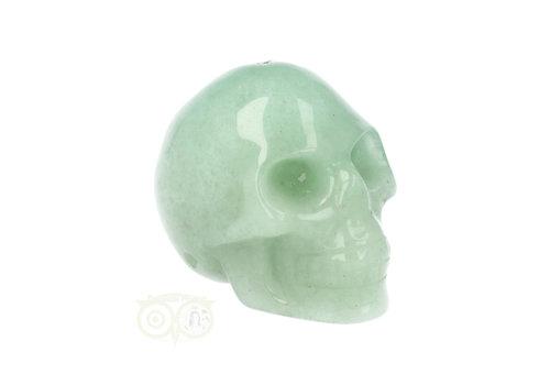 Aventurijn schedel Nr 11