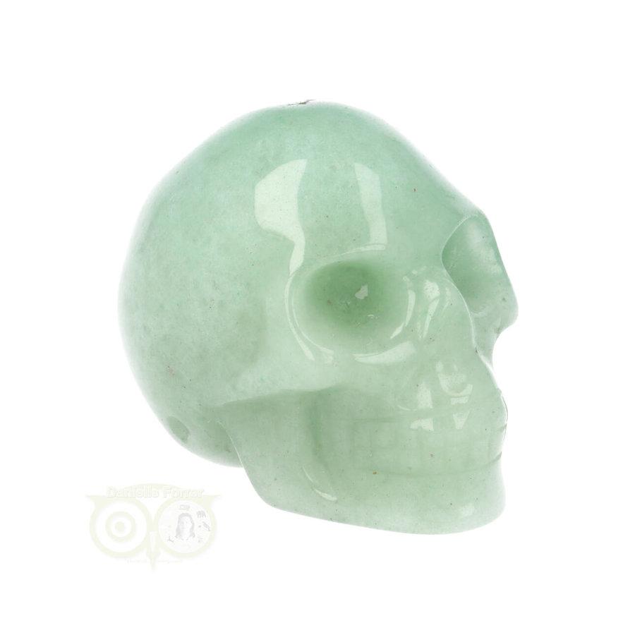 Groene Aventurijn schedel Nr 11 - 101 gram-1