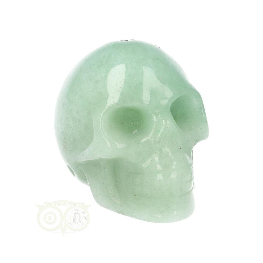 Groene Aventurijn schedel Nr 11 - 101 gram-3