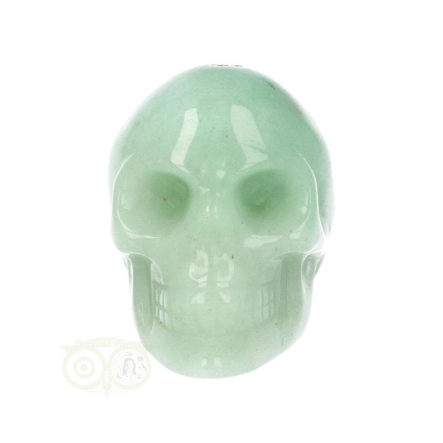Groene Aventurijn schedel Nr 11 - 101 gram-4