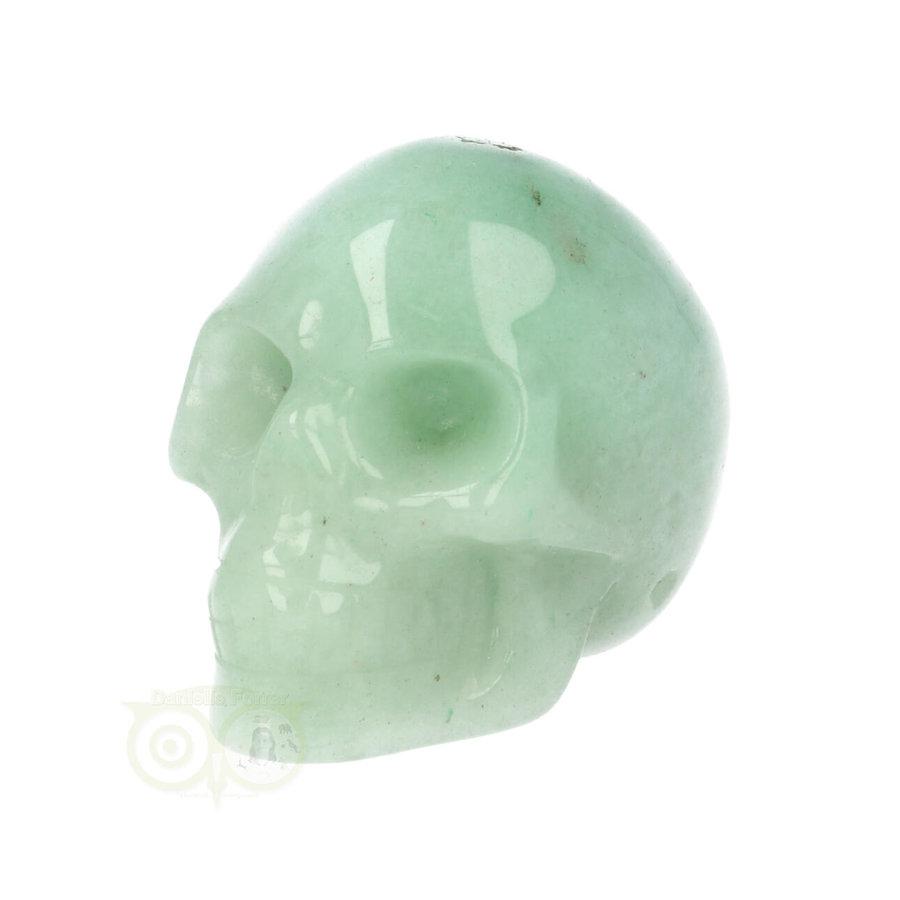 Groene Aventurijn schedel Nr 11 - 101 gram-5