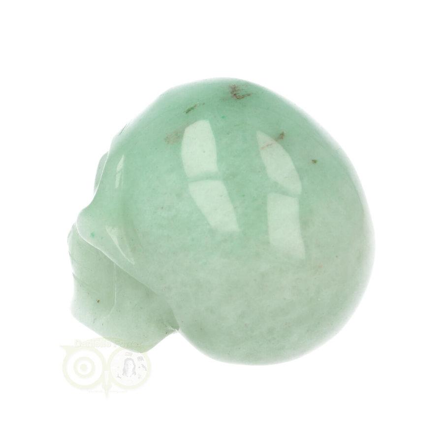Groene Aventurijn schedel Nr 11 - 101 gram-7