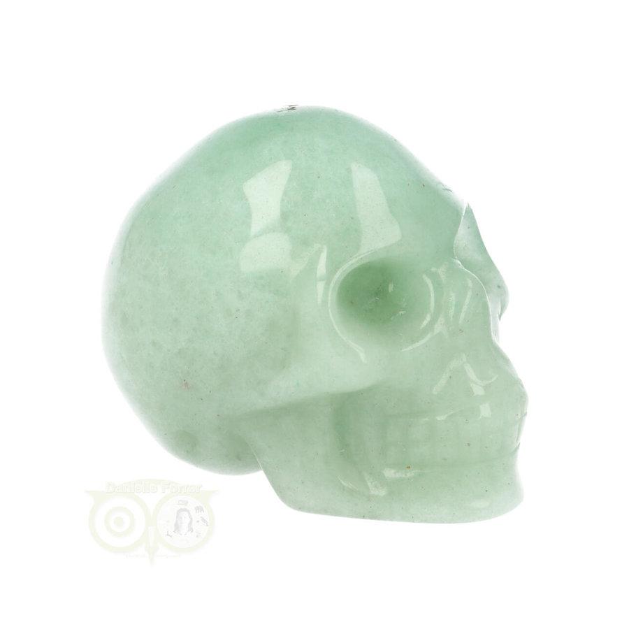 Groene Aventurijn schedel Nr 11 - 101 gram-10