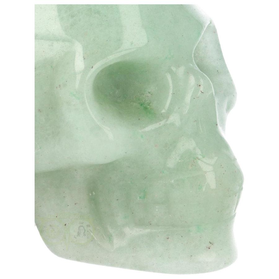 Groene Aventurijn schedel Nr 12 - 100 gram-2