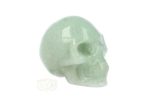 Aventurijn schedel Nr 12