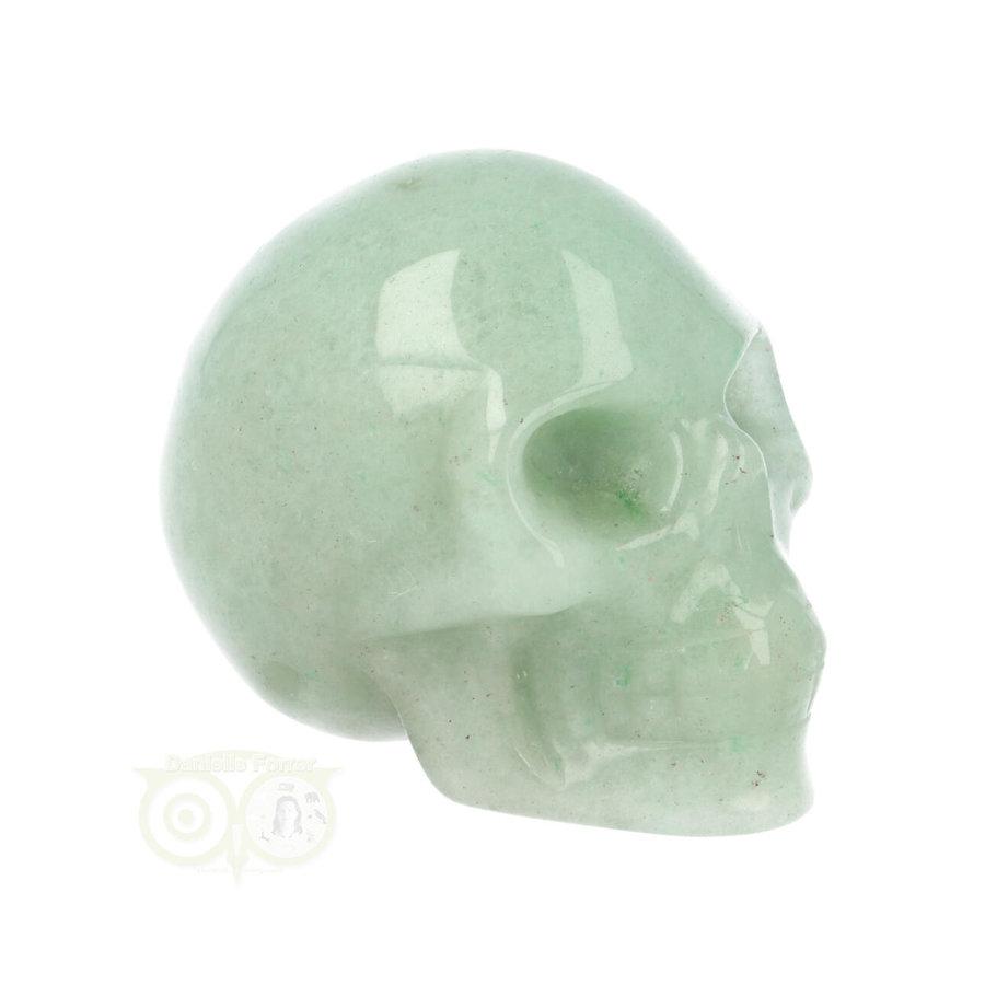 Groene Aventurijn schedel Nr 12 - 100 gram-1