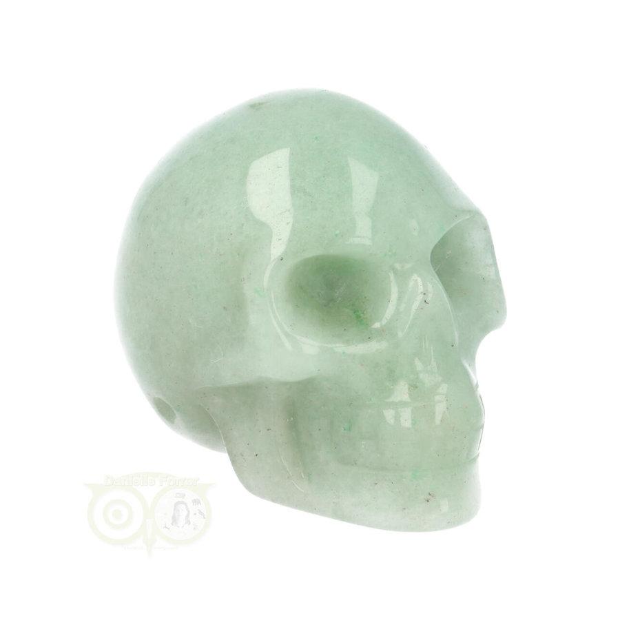 Groene Aventurijn schedel Nr 12 - 100 gram-3