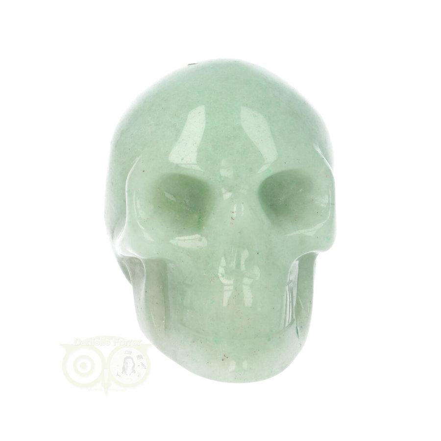 Groene Aventurijn schedel Nr 12 - 100 gram-4