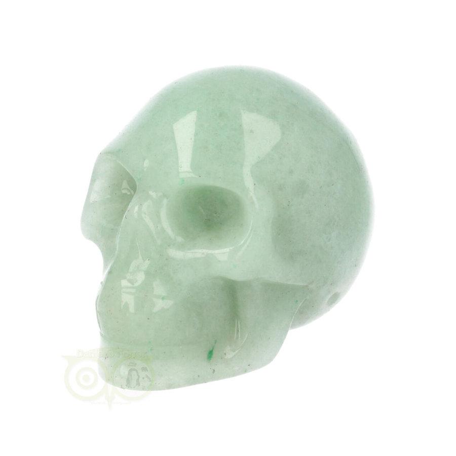 Groene Aventurijn schedel Nr 12 - 100 gram-5