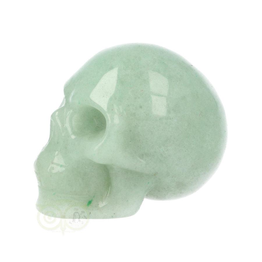 Groene Aventurijn schedel Nr 12 - 100 gram-6