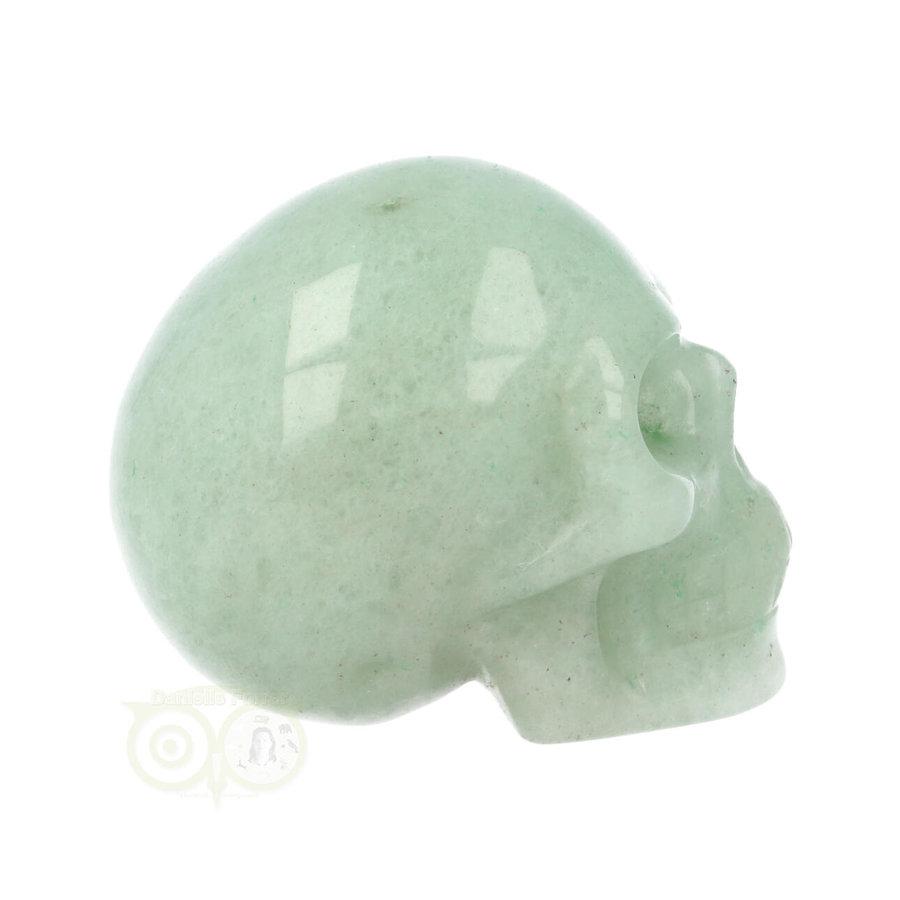 Groene Aventurijn schedel Nr 12 - 100 gram-8