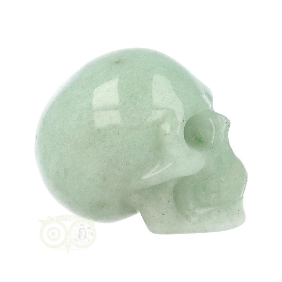 Groene Aventurijn schedel Nr 12 - 100 gram-9