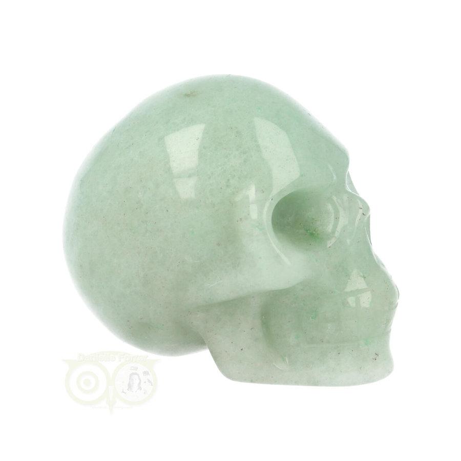 Groene Aventurijn schedel Nr 12 - 100 gram-10