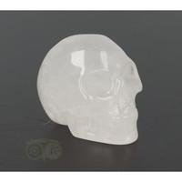thumb-Bergkristal schedel Nr 8 - 105 gram-1