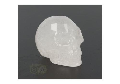 Bergkristal schedel Nr 8