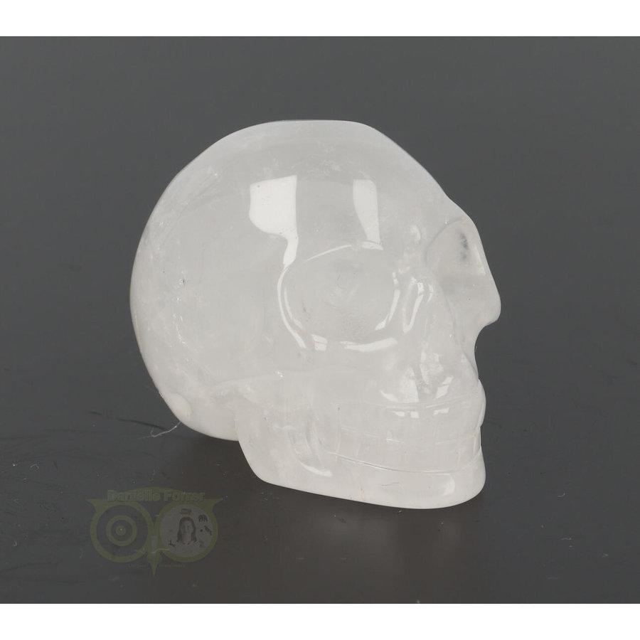 Bergkristal schedel Nr 8 - 105 gram-1