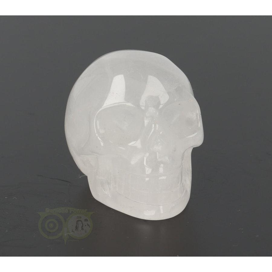 Bergkristal schedel Nr 8 - 105 gram-2