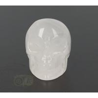 thumb-Bergkristal schedel Nr 8 - 105 gram-3