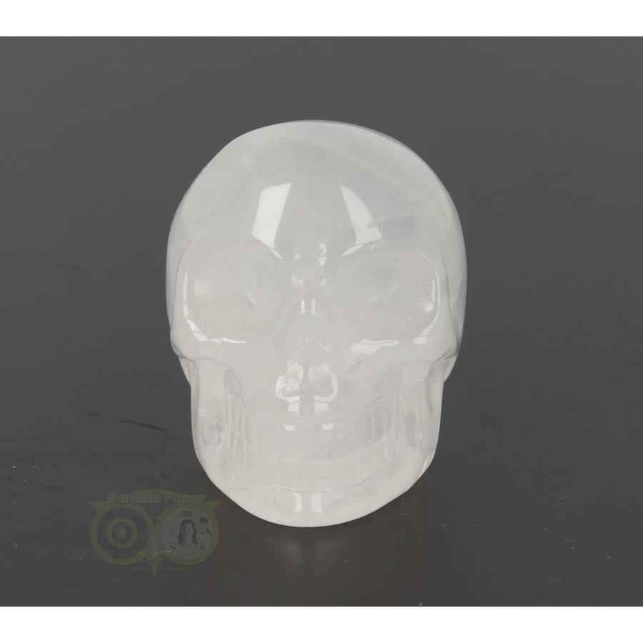 Bergkristal schedel Nr 8 - 105 gram-3
