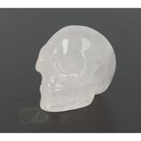 thumb-Bergkristal schedel Nr 8 - 105 gram-4