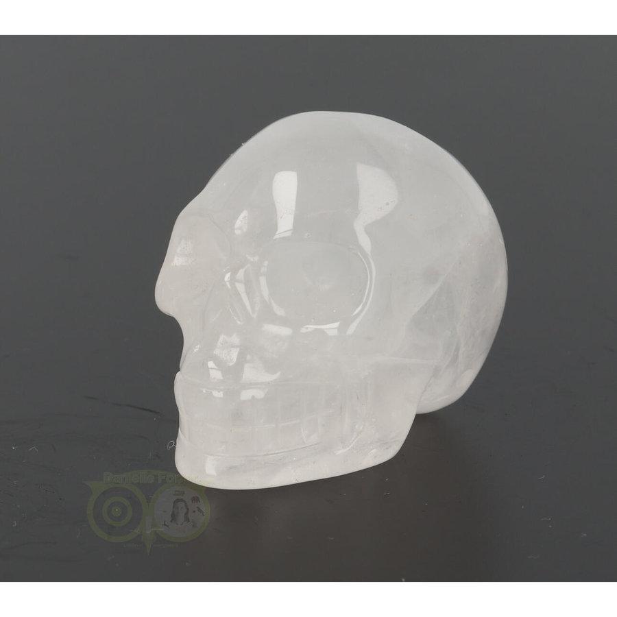 Bergkristal schedel Nr 8 - 105 gram-4