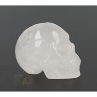 thumb-Bergkristal schedel Nr 8 - 105 gram-6