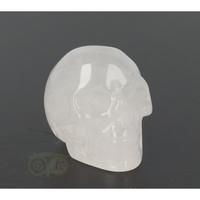 thumb-Bergkristal schedel Nr 8 - 105 gram-8