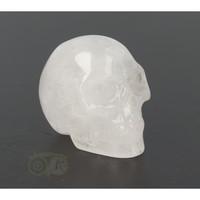 thumb-Bergkristal schedel Nr 9 - 102 gram-1