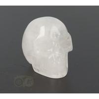 thumb-Bergkristal schedel Nr 9 - 102 gram-2