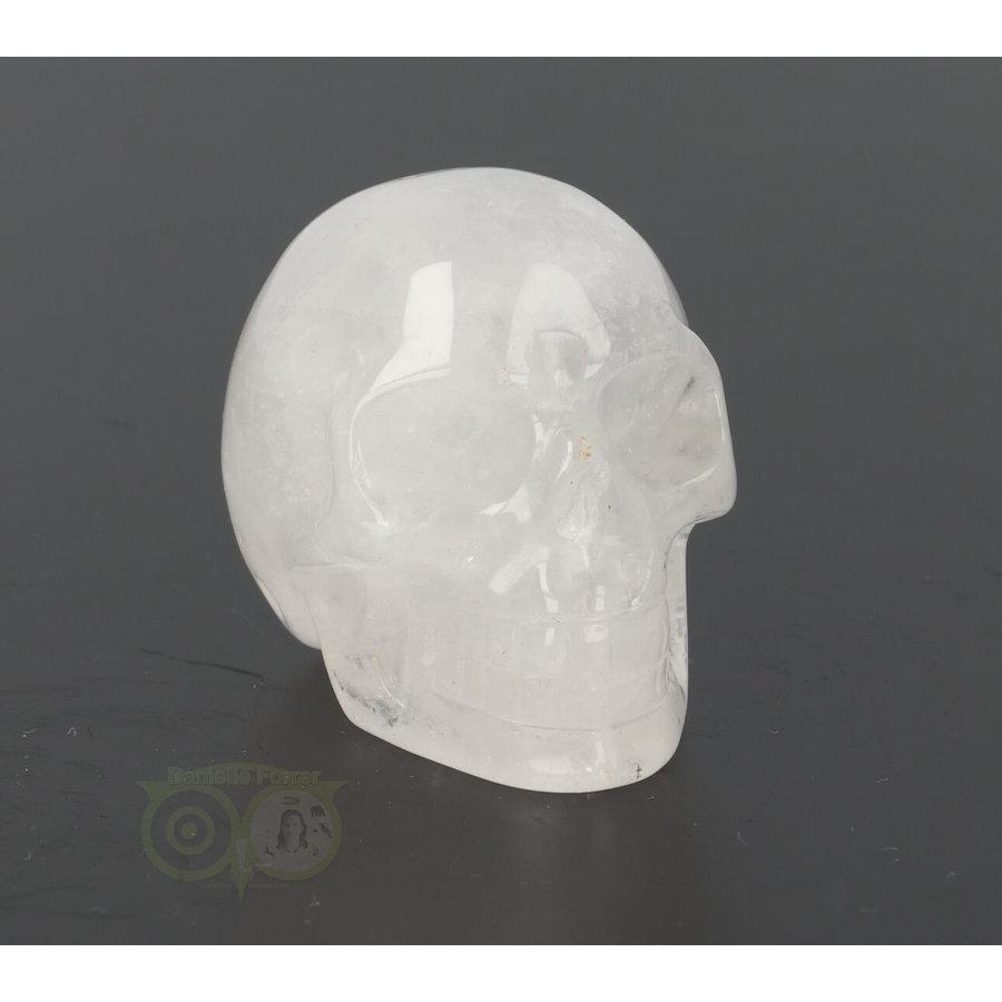 Bergkristal schedel Nr 9 - 102 gram-2