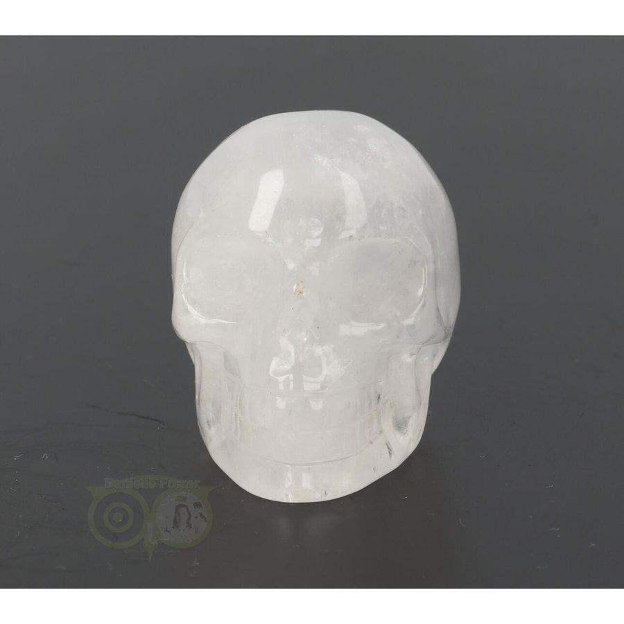 Bergkristal schedel Nr 9 - 102 gram-3