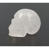 thumb-Bergkristal schedel Nr 9 - 102 gram-5