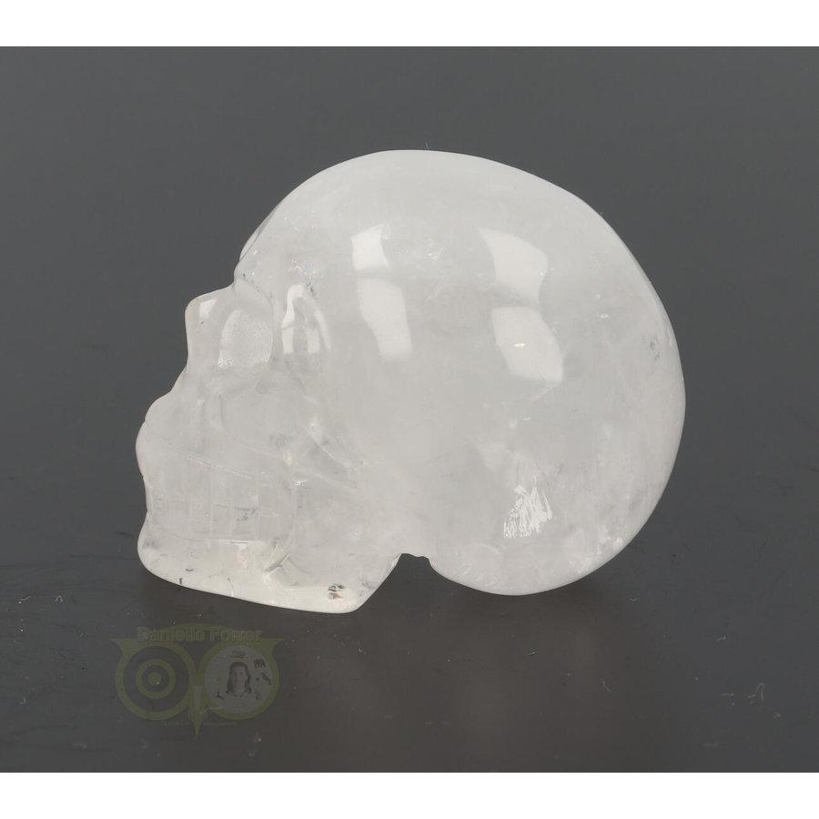Bergkristal schedel Nr 9 - 102 gram-6
